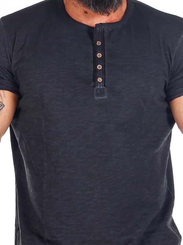 Restness T skjorte Svart RockDenim