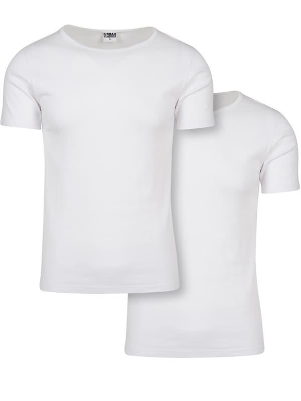 hvit t skjorte pakke