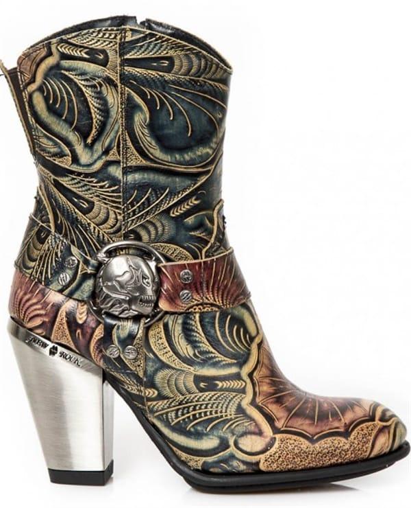 title} (med bilder)   Damskor, Boots, Vintage skor
