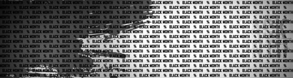 black month at rock denim