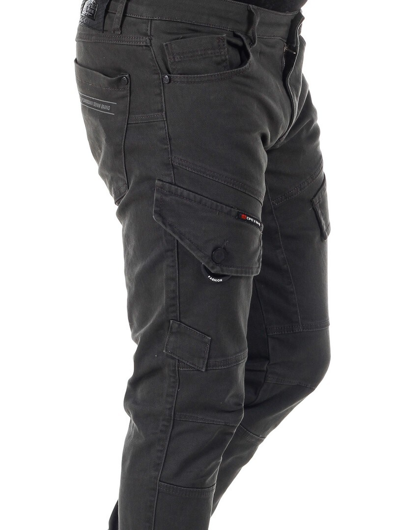 Borro Cipo & Baxx Cargo Bukse Khaki