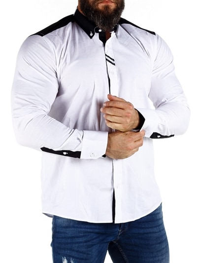 345dd335 Webshop med unike skjorter.