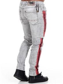 49fa1cf98 Airfly Cipo & Baxx Jeans - Grå