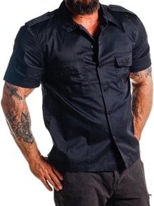 kortermet skjorter