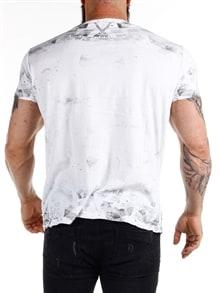 Hoist Sails T skjorte Hvit RockDenim