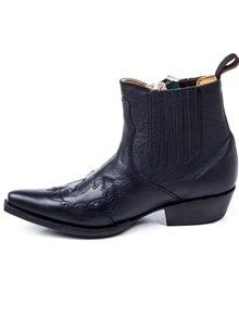 Western Boots - Black